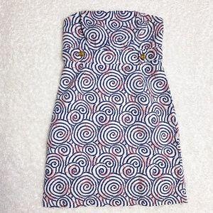 Vineyard Vines Dresses - Vineyard Vines Strapless Starfish Dress 6